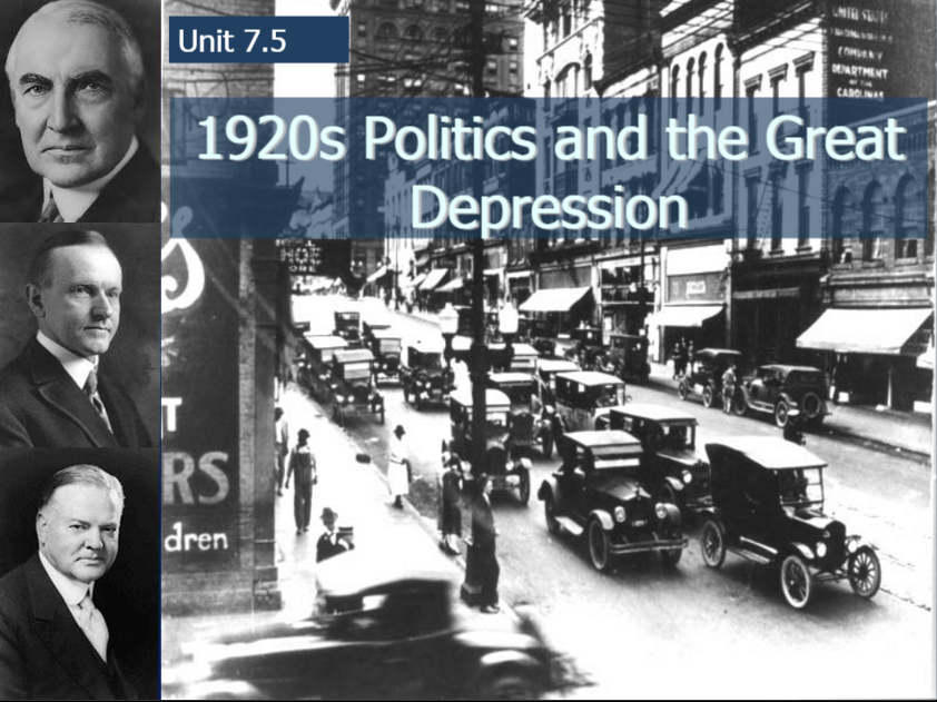 ap u s history 1920s Which of the following movements from the period of 1870 to 1920 would most directly sample questions ap us history exam return to the table of contents.