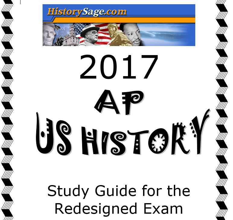 "ap u s study guide Ap us history review and study guide for ""american pageant"" is available in print at wwwlulucom/content/310851 2 notes • don't use this review instead of ."